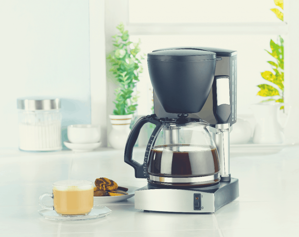 Coffee maker and boiler machine for home use and banquet