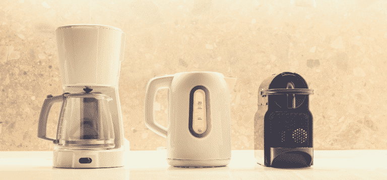 Best Under Cabinet Coffee Maker: Our Top 8 Picks