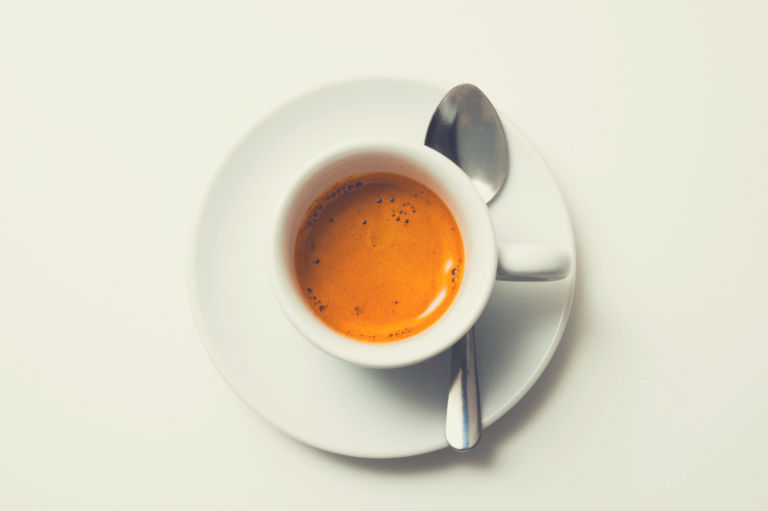 Why Is Espresso Served with a Spoon?