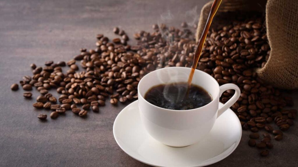 instant coffee vs. brewed coffee