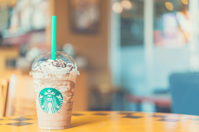 frappuccino chocolate blended beverage, starbucks drinks for kids
