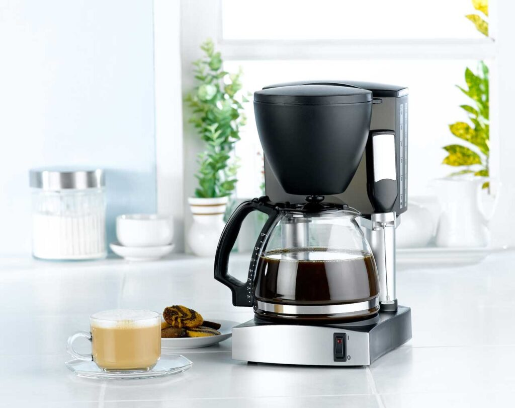 can you use a coffee maker to boil water